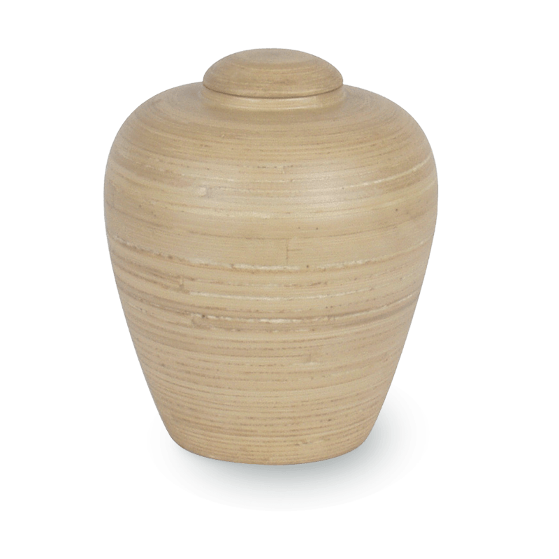 Urne funéraire Bambou
