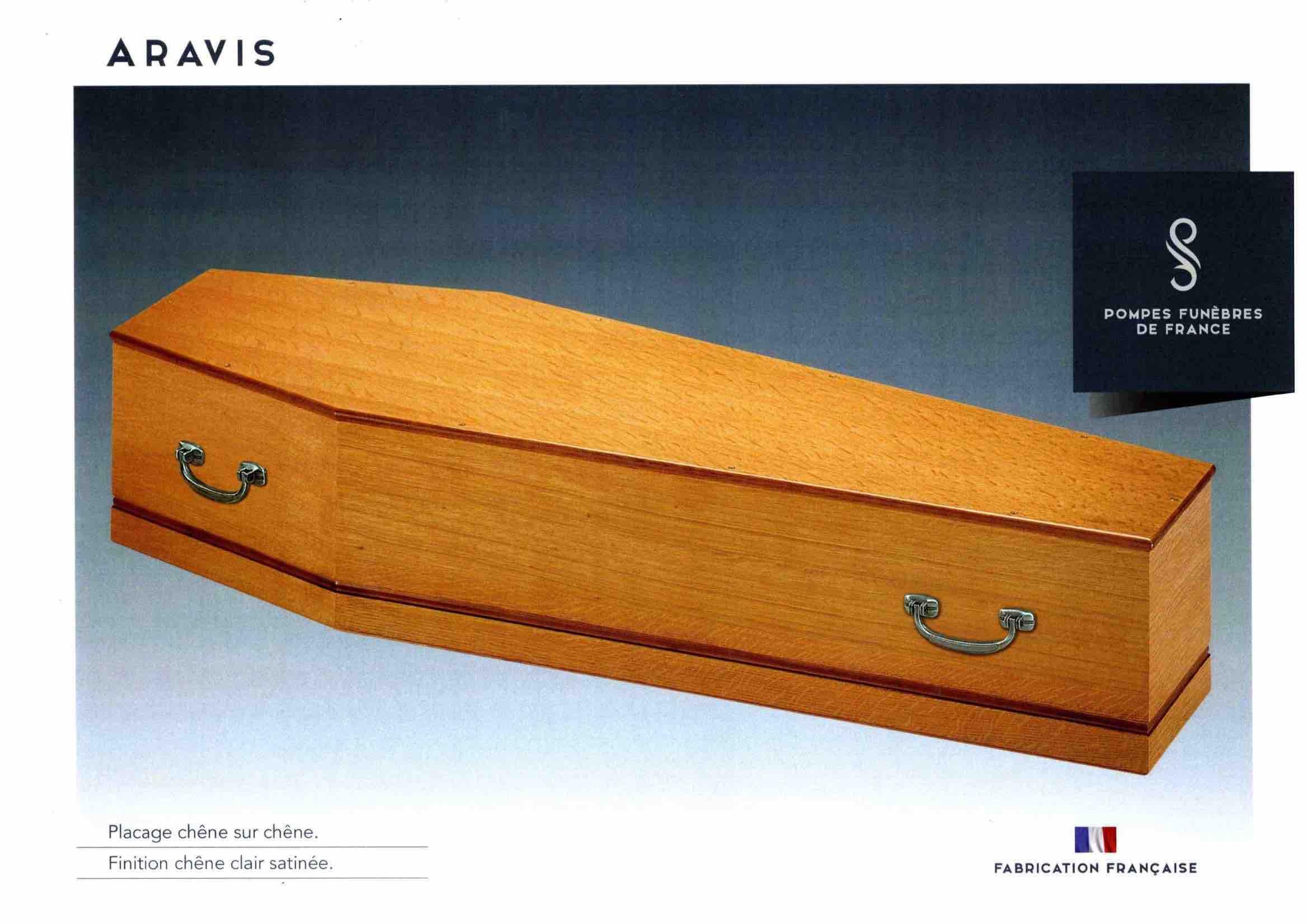 Cercueil Inhumation Aravis