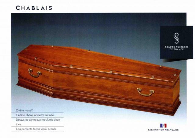 Cercueil Inhumation Chablais