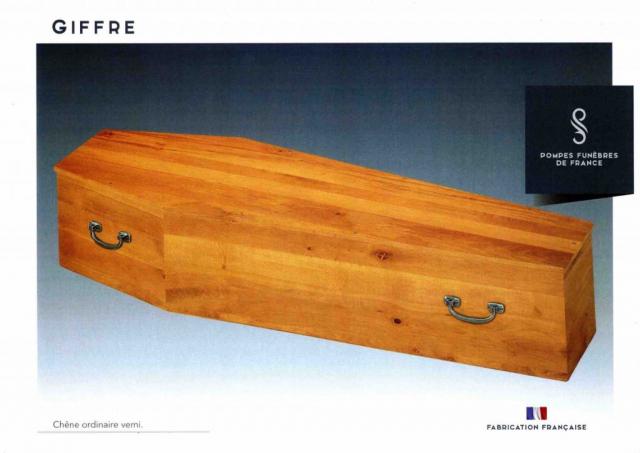 Cercueil Inhumation Giffre