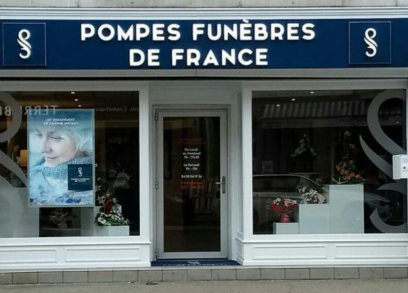 Pompes funèbres et funérarium à Thonon-les-Bains (74)