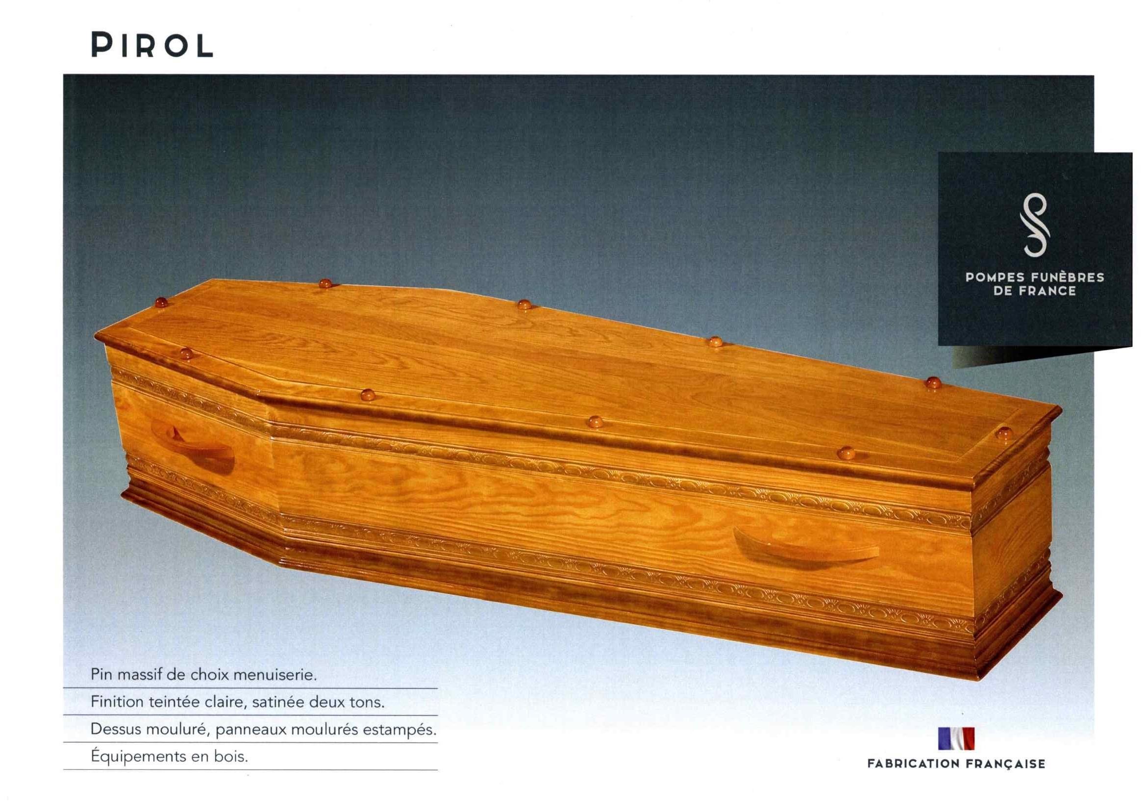 Cercueil Pirol