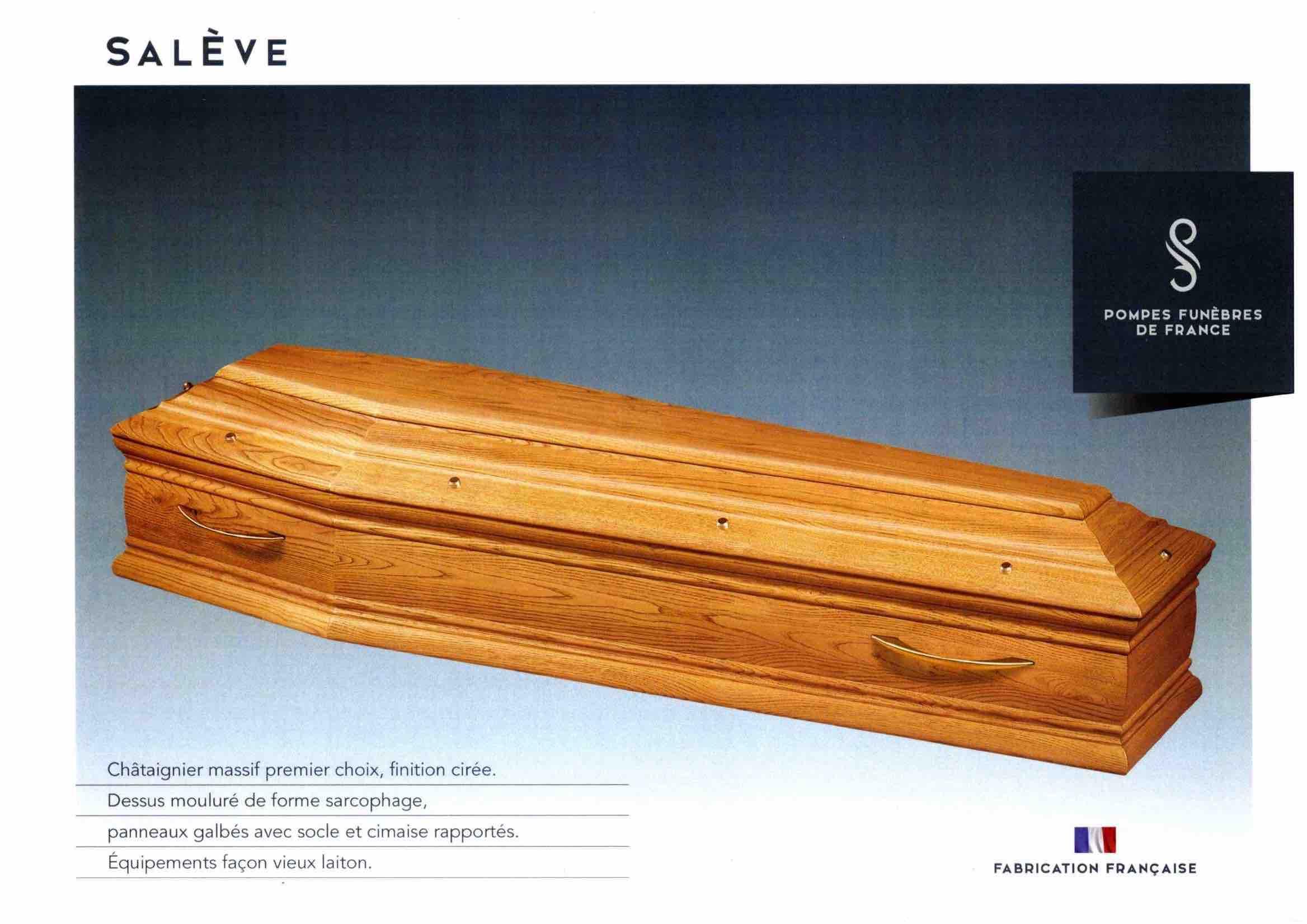 Cercueil Inhumation Salève