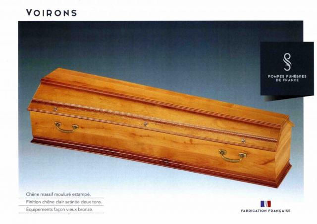 Cercueil Inhumation Voirons