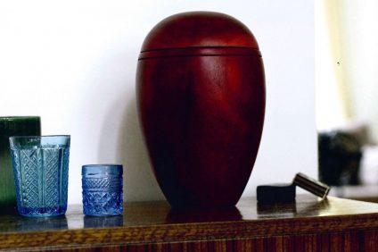 Nos urnes funéraires