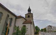 Les églises de Cranves-Sales (74)